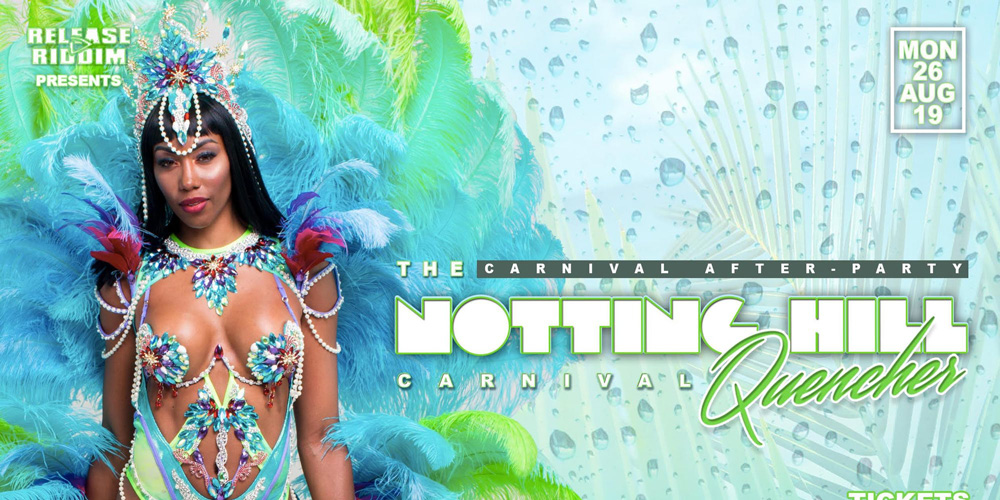 Notting Hill Carnival Quencher 2019 | Soca News