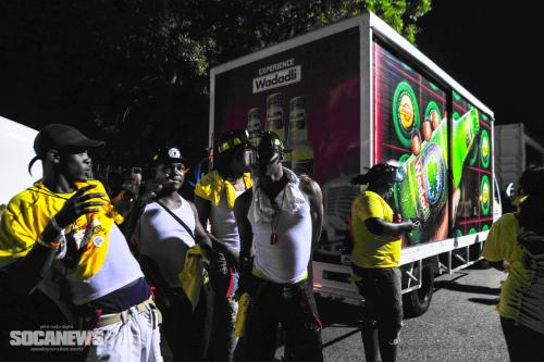Antigua Carnival 2018 - Jouvert - (1)