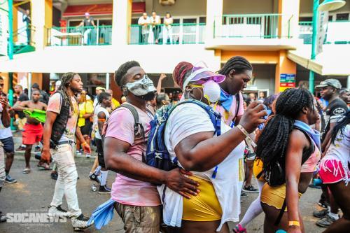 Antigua Carnival 2018 - Jouvert - (100)