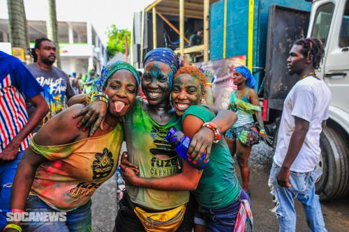 Antigua Carnival 2018 - Jouvert - (102)