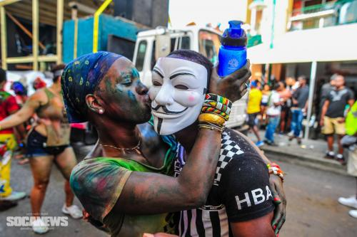 Antigua Carnival 2018 - Jouvert - (103)