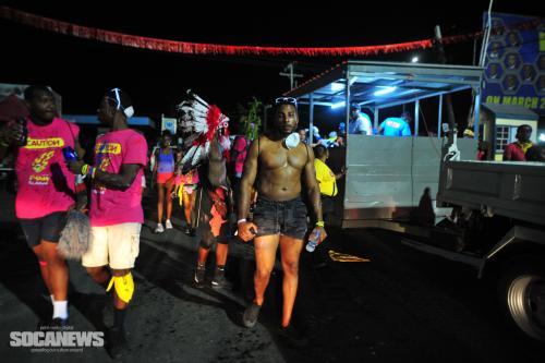Antigua Carnival 2018 - Jouvert - (11)