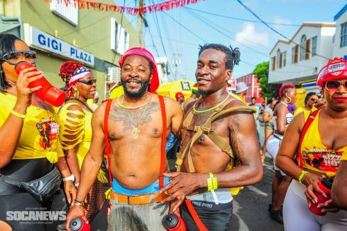 Antigua Carnival 2018 - Jouvert - (112)