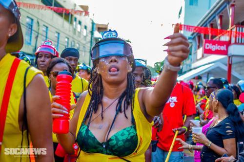 Antigua Carnival 2018 - Jouvert - (119)