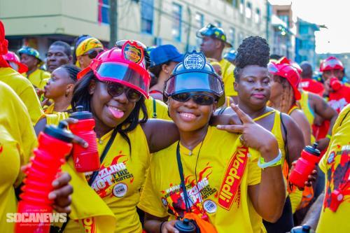 Antigua Carnival 2018 - Jouvert - (121)