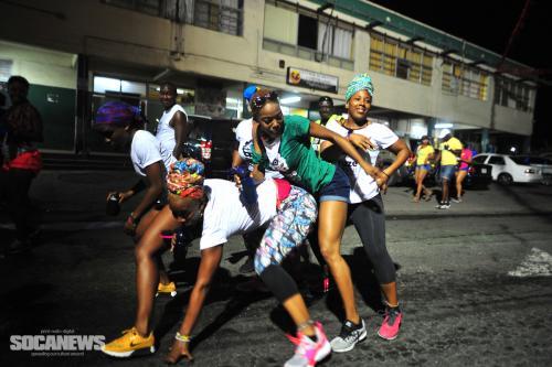 Antigua Carnival 2018 - Jouvert - (123)