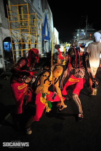 Antigua Carnival 2018 - Jouvert - (124)