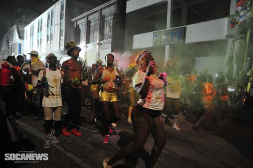 Antigua Carnival 2018 - Jouvert - (126)