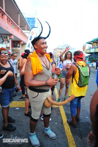 Antigua Carnival 2018 - Jouvert - (129)