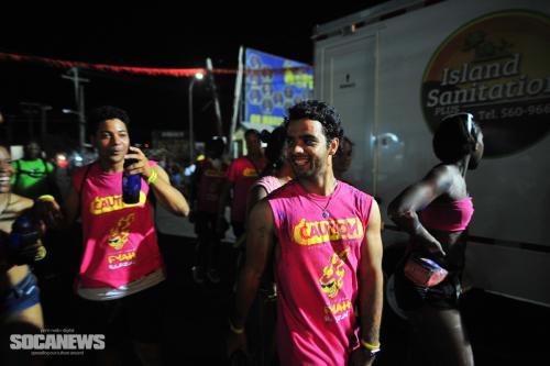 Antigua Carnival 2018 - Jouvert - (13)
