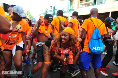 Antigua Carnival 2018 - Jouvert - (132)