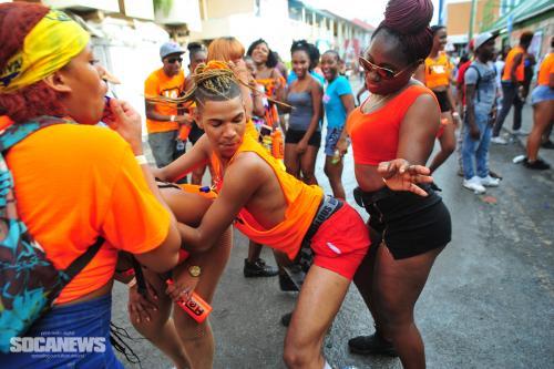 Antigua Carnival 2018 - Jouvert - (133)