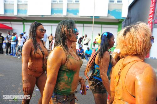 Antigua Carnival 2018 - Jouvert - (139)