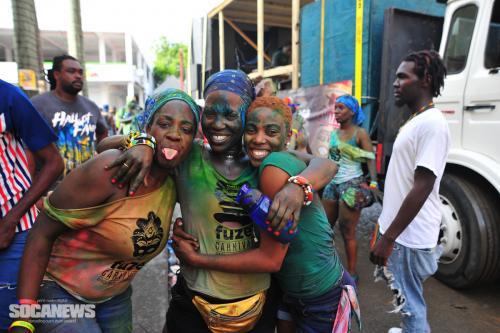 Antigua Carnival 2018 - Jouvert - (144)