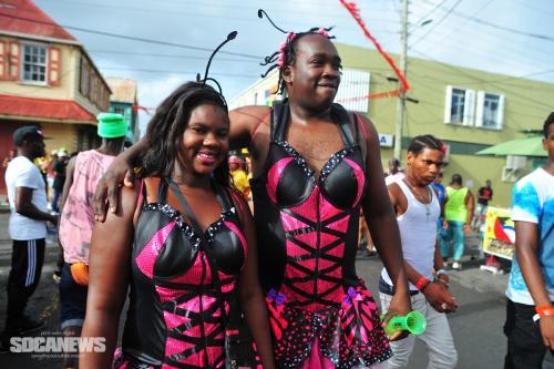 Antigua Carnival 2018 - Jouvert - (145)
