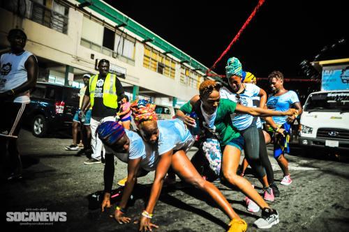 Antigua Carnival 2018 - Jouvert - (19)