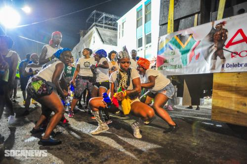 Antigua Carnival 2018 - Jouvert - (32)