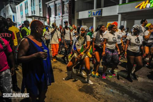 Antigua Carnival 2018 - Jouvert - (34)