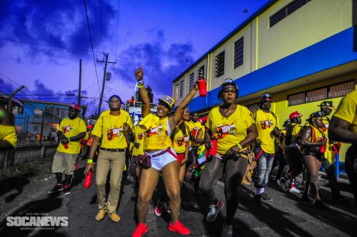 Antigua Carnival 2018 - Jouvert - (39)