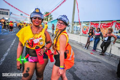 Antigua Carnival 2018 - Jouvert - (40)