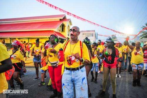 Antigua Carnival 2018 - Jouvert - (41)
