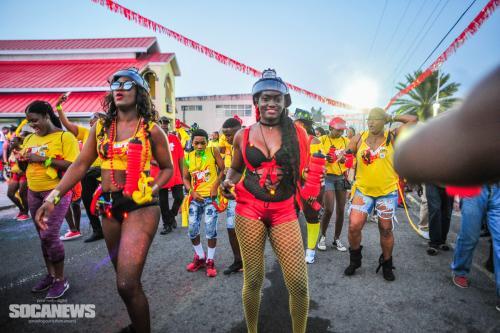 Antigua Carnival 2018 - Jouvert - (42)