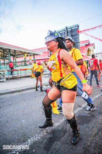 Antigua Carnival 2018 - Jouvert - (44)
