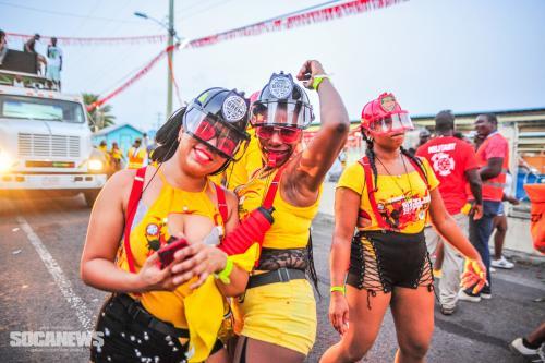 Antigua Carnival 2018 - Jouvert - (47)
