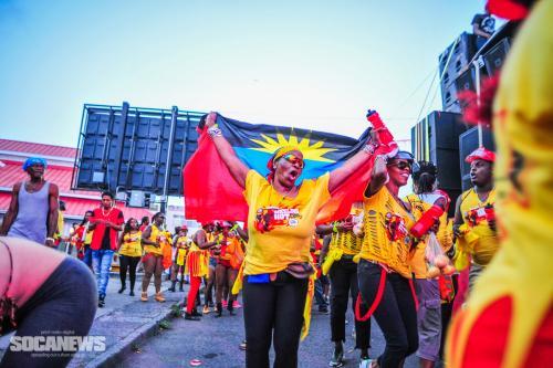 Antigua Carnival 2018 - Jouvert - (48)