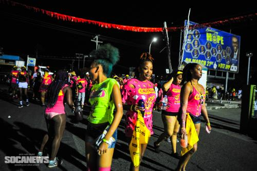 Antigua Carnival 2018 - Jouvert - (5)