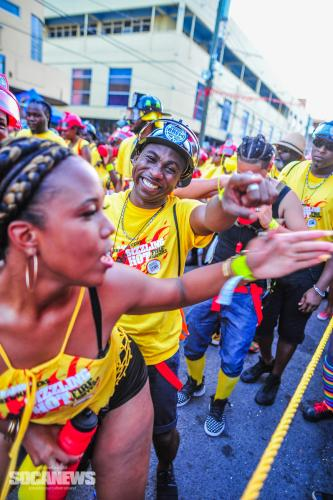 Antigua Carnival 2018 - Jouvert - (53)