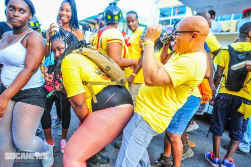 Antigua Carnival 2018 - Jouvert - (57)