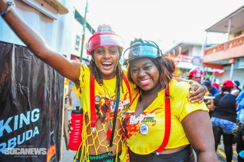 Antigua Carnival 2018 - Jouvert - (58)