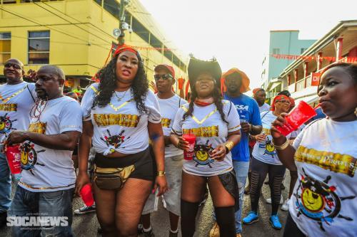 Antigua Carnival 2018 - Jouvert - (69)
