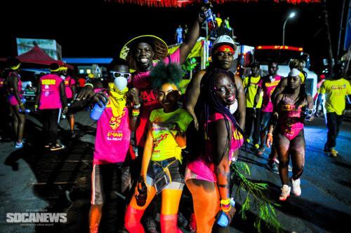 Antigua Carnival 2018 - Jouvert - (7)