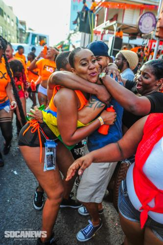 Antigua Carnival 2018 - Jouvert - (73)