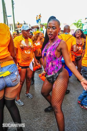Antigua Carnival 2018 - Jouvert - (79)
