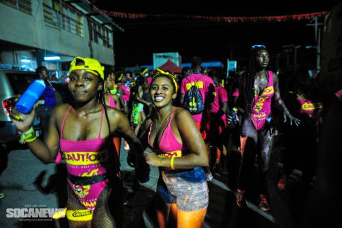 Antigua Carnival 2018 - Jouvert - (8)