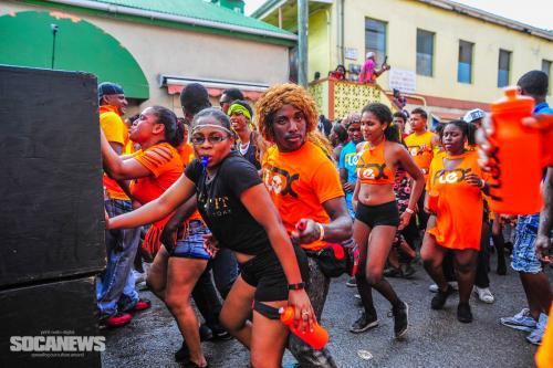 Antigua Carnival 2018 - Jouvert - (83)