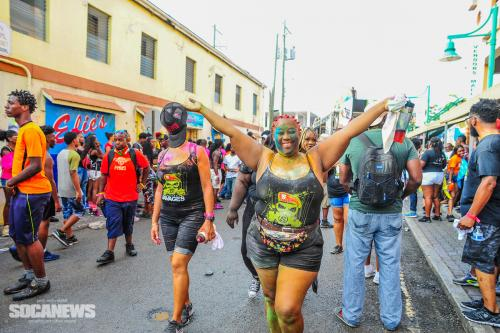 Antigua Carnival 2018 - Jouvert - (85)