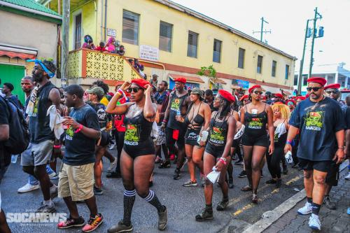 Antigua Carnival 2018 - Jouvert - (87)