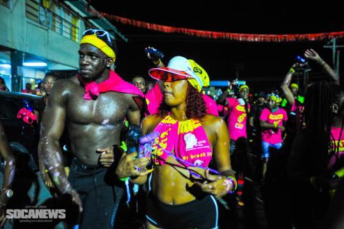 Antigua Carnival 2018 - Jouvert - (9)