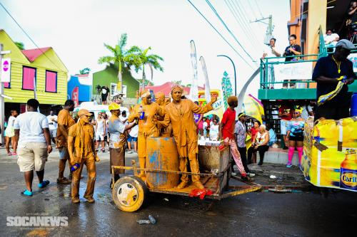 Antigua Carnival 2018 - Jouvert - (96)