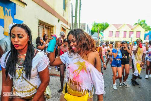 Antigua Carnival 2018 - Jouvert - (99)