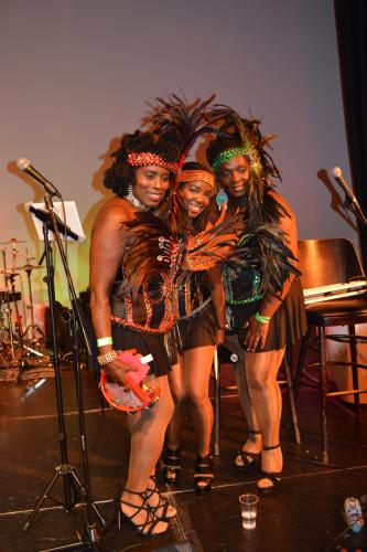 People's Choice, Last Night of Tent - Soca Divettes, 24 Aug 2018