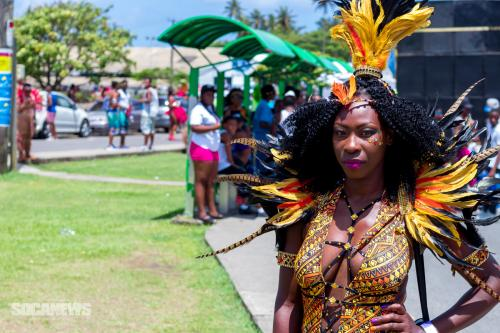 St Lucia Carnival 2017 Monday - (1)