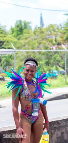 St Lucia Carnival 2017 Monday - (100)