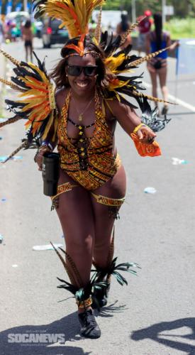 St Lucia Carnival 2017 Monday - (108)
