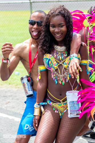 St Lucia Carnival 2017 Monday - (109)