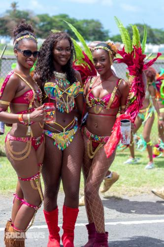 St Lucia Carnival 2017 Monday - (111)